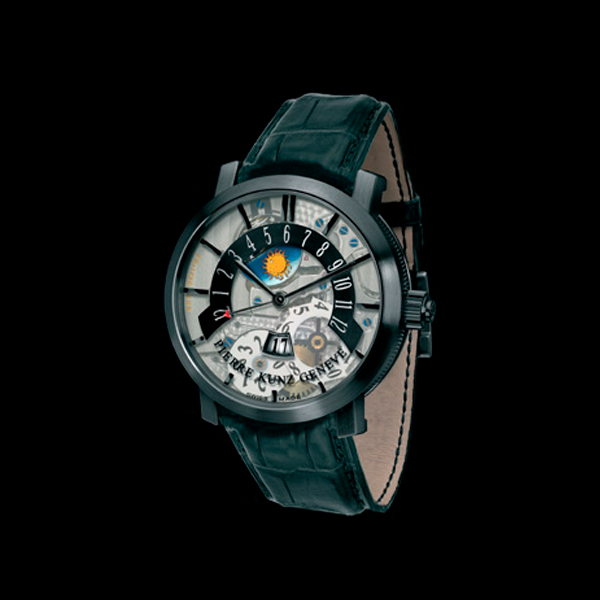 Reloj Pierre Kunz – G017 Steel - Amaya Joyeros