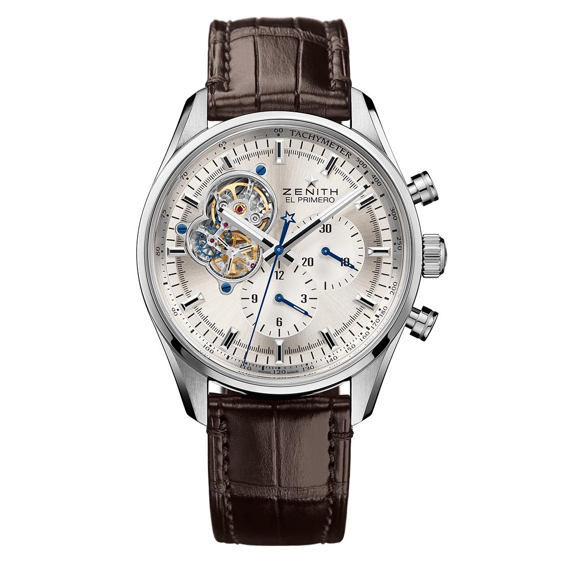 Reloj Zenith - Chronomaster, El Primero Open - 03.2040.4061/01.C494 - Amaya Joyeros