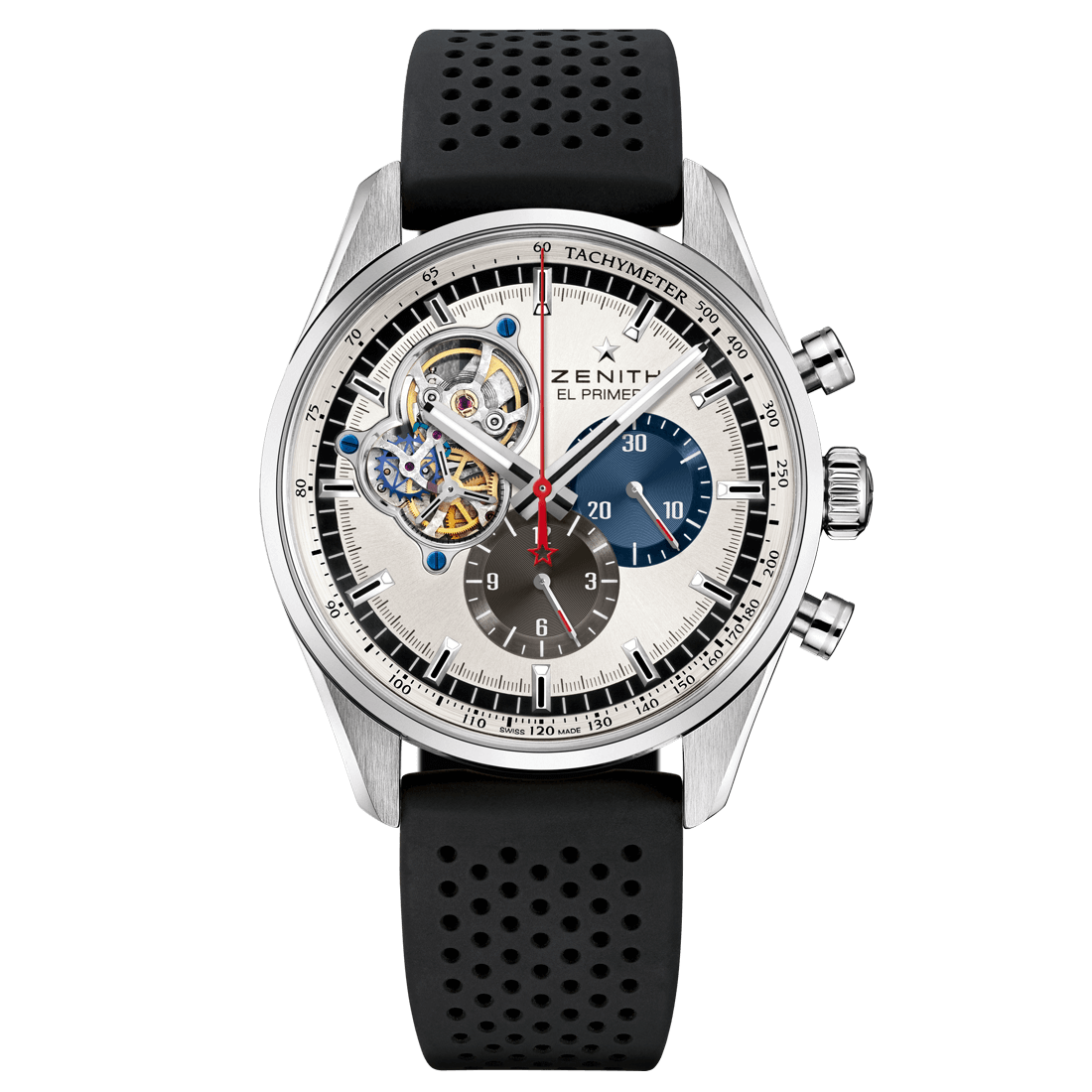 Reloj Zenith – Chronomaster, El Primero Open - Amaya Joyeros