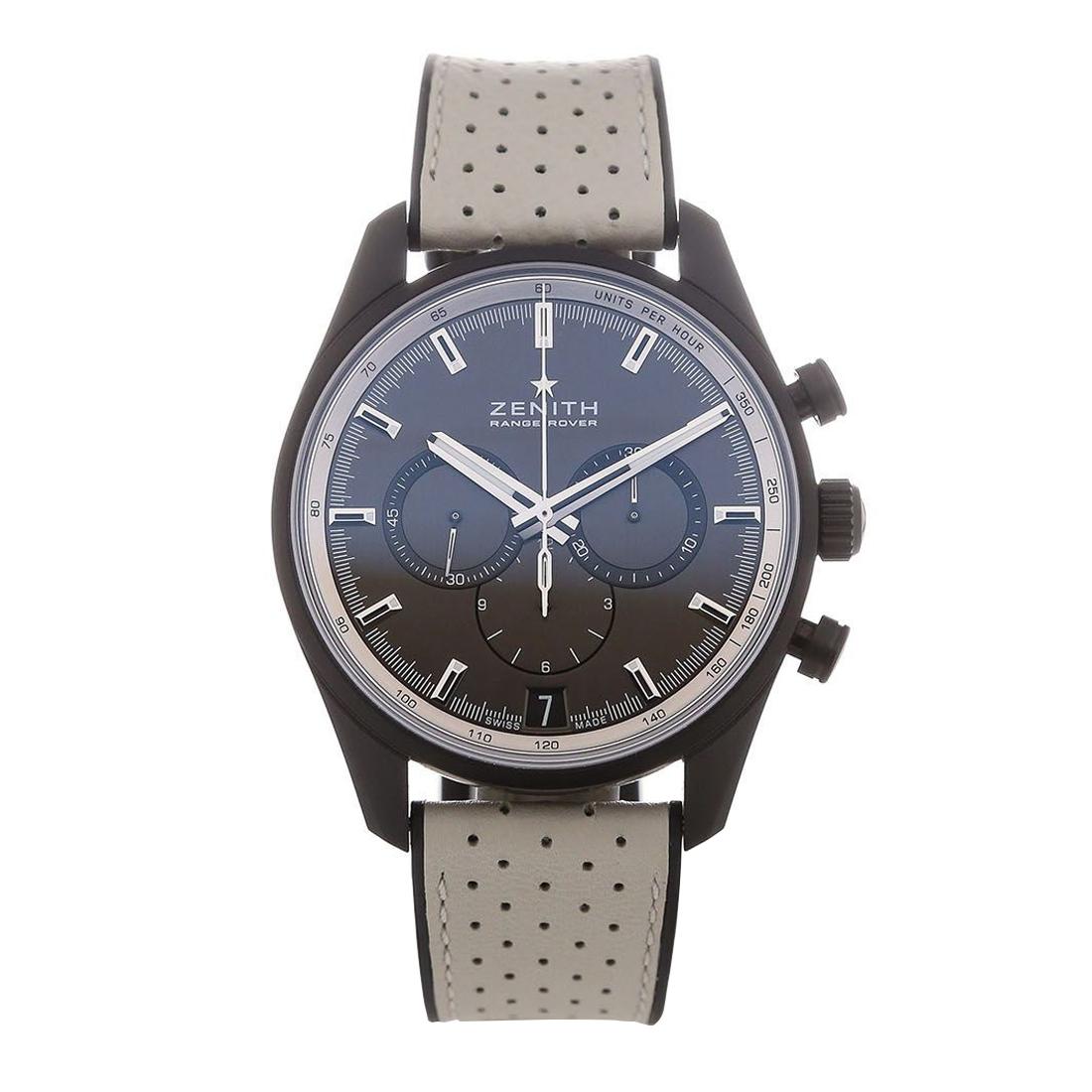 Reloj Zenith – El Primero Range Rover L.E. - Amaya Joyeros