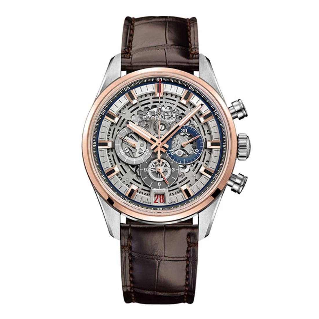 Reloj Zenith – El Primero Full Open - Amaya Joyeros