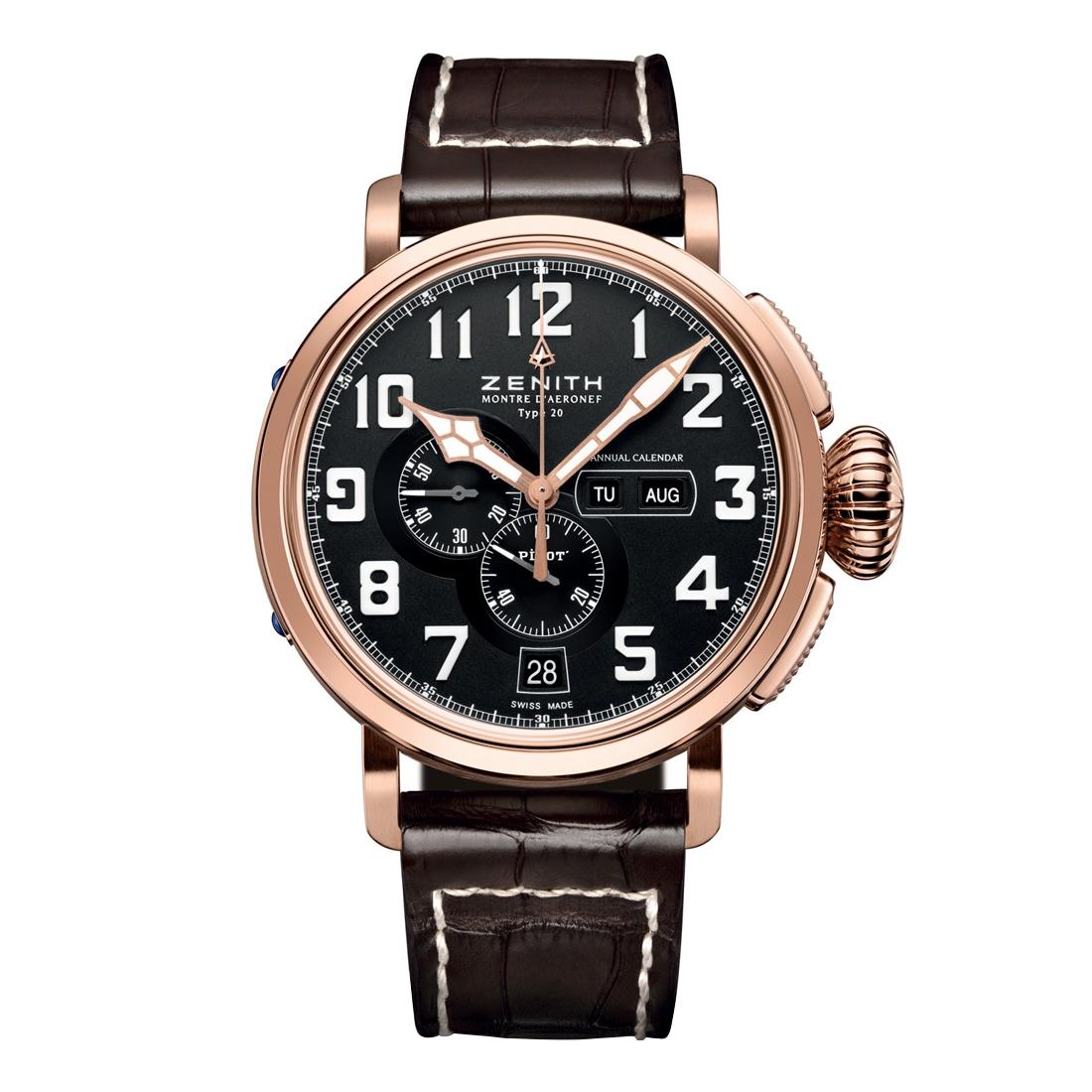 Reloj Zenith – Pilot Type 20 Annual Calendar - Amaya Joyeros