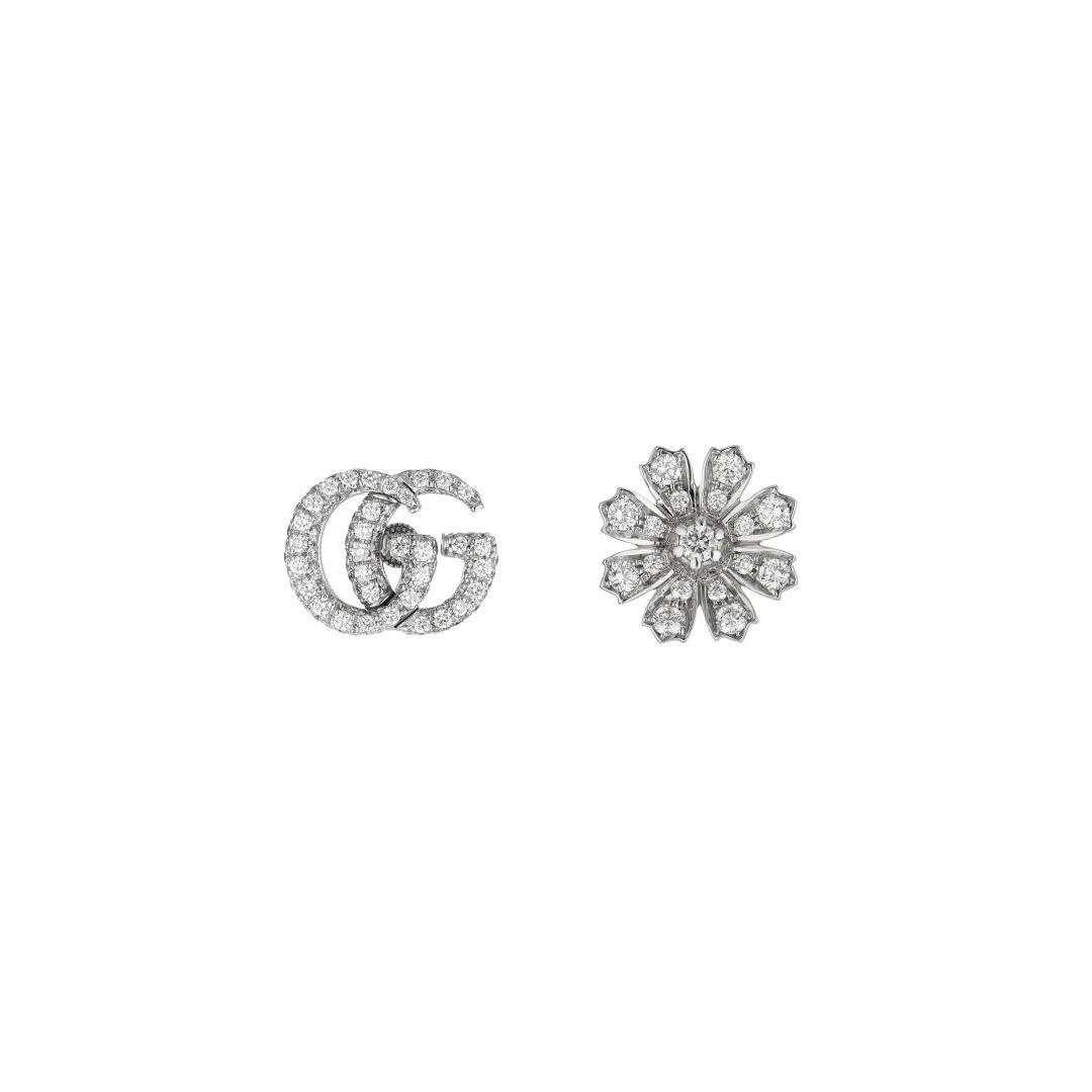 Gucci – Pendientes Flora - Amaya Joyeros, Alta Joyería