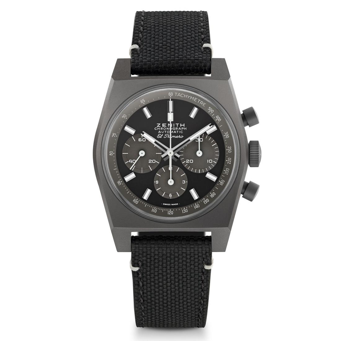 Reloj Zenith – Chronomaster Revival Shadow - Amaya Joyeros