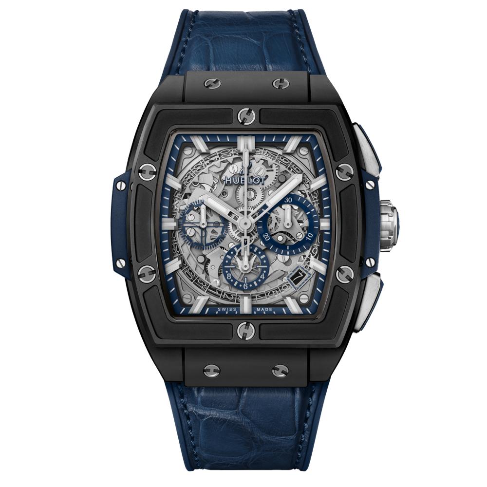 Reloj Hublot – Ceramic Blue 42 - Amaya Joyeros