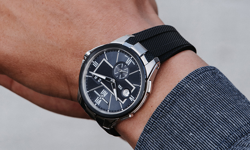 Ulysse Nardin Executive Dual Time 42 mm