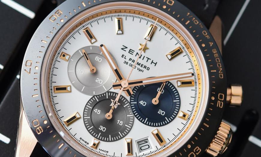 Reloj Zenith Chronomaster Sport Rose Gold