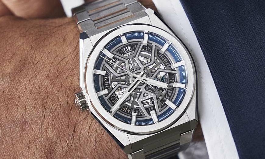 Relojes DEFY de Zenith